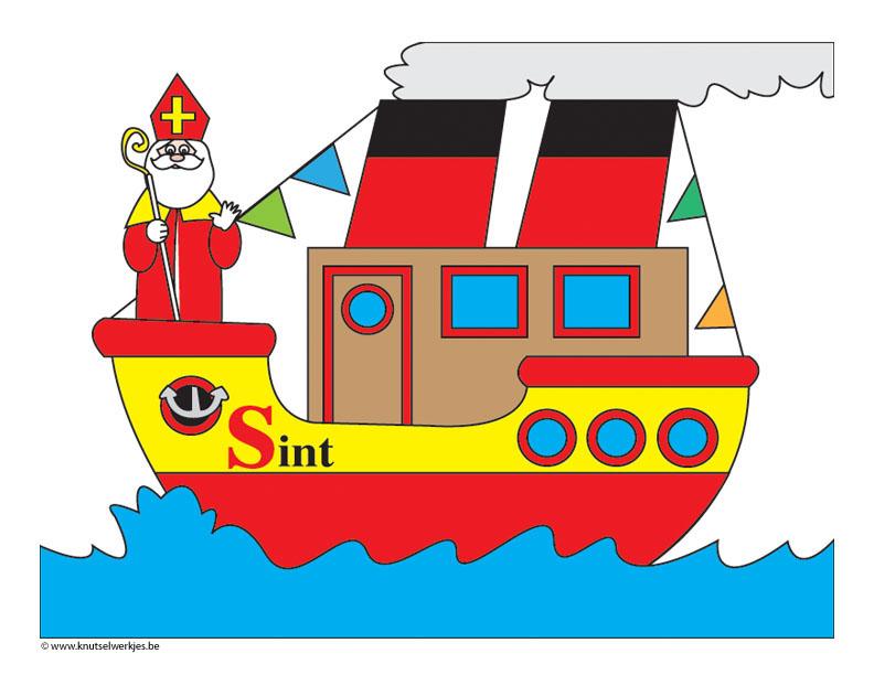 Thema Sinterklaas: spelletjes.classy.be/sinterklaas.html